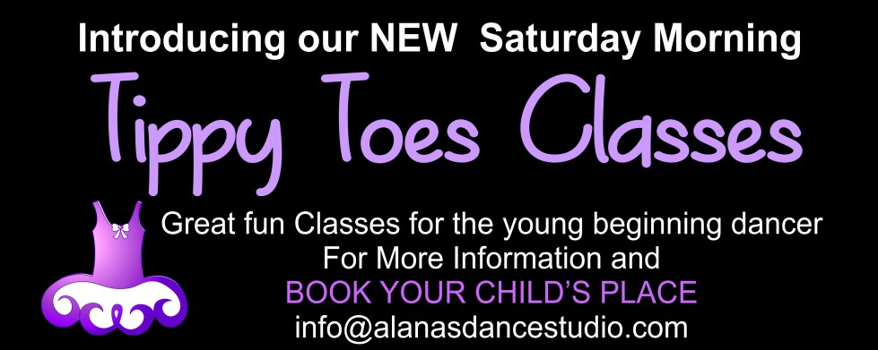 alanas dance studio tippy toes classes